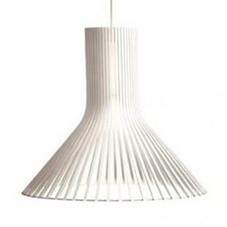 Suspension design Puncto 4203, Secto Design blanc
