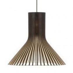 Suspension design Puncto 4203, Secto Design noir