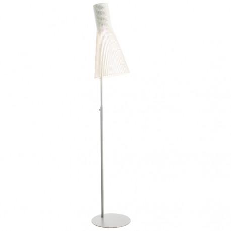 Lampadaire Secto 4210, Secto Design blanc