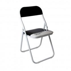 Chaise pliante design Pantone, Seletti noir
