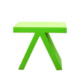 Table d\'appoint Toy, Slide Design vert