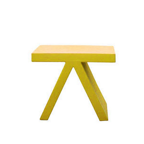 Table d'appoint Toy, Slide Design jaune