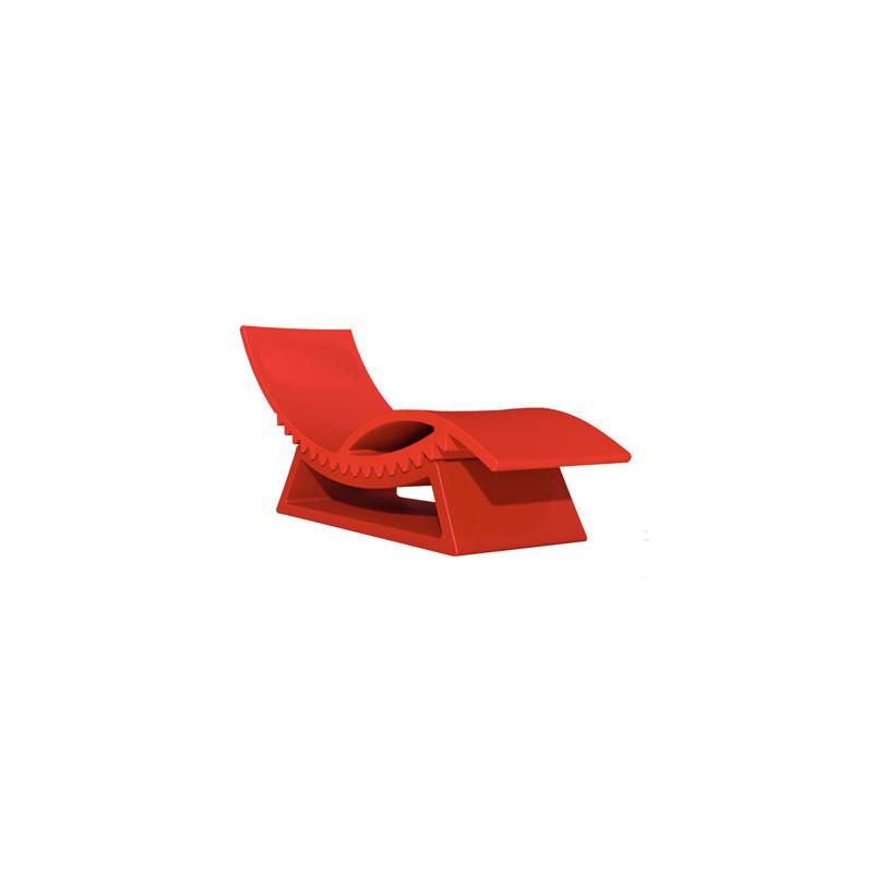 Tic Basse Design Et Table Rouge Chaise Longue TacSlide tQrBsxhdC