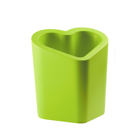Pot design Mon amour, Slide design vert
