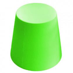 Ali Baba, tabouret design, Slide Design vert pomme
