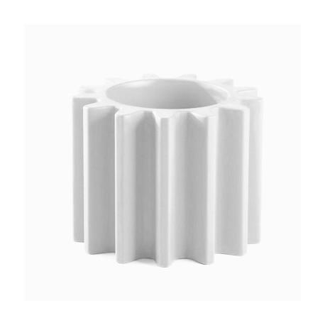 Pot design Gear, Slide Design blanc