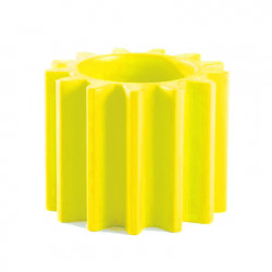 Pot design Gear, Slide Design jaune