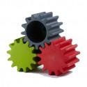 Pot design Gear, Slide Design jaune