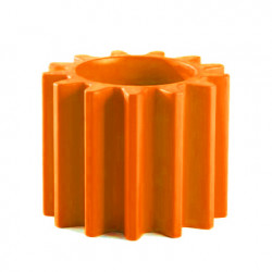 Pot design Gear, Slide Design orange