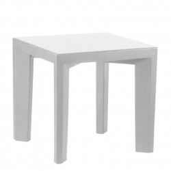 Table Gino, Slide Design blanc