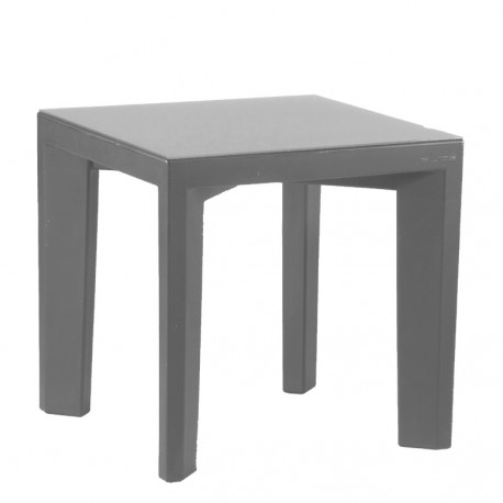 Table Gino, Slide Design gris