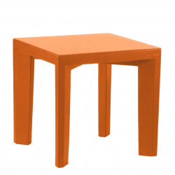 Table Gino, Slide Design orange