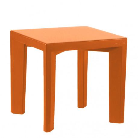 Table Gino, Slide Design orange