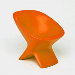 Fauteuil Ublo, Qui est Paul? orange