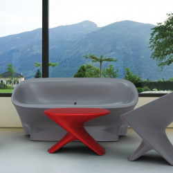 Table basse Ublo, Qui est Paul ? rouge