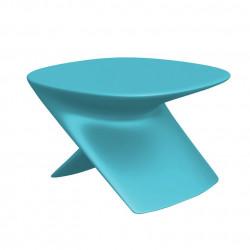 Table basse Ublo, Qui est Paul ? turquoise