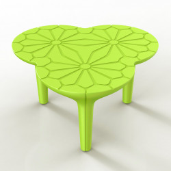 Table basse Altesse, Qui est Paul ? vert