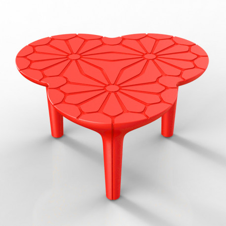 Table basse Altesse, Qui est Paul ? rouge