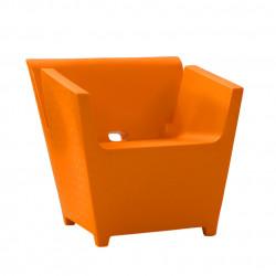 Fauteuil Raffy, Qui est Paul ? orange