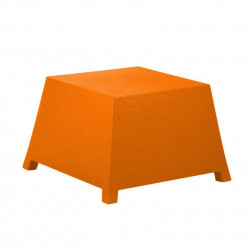 Pouf Raffy, Qui est Paul ? orange