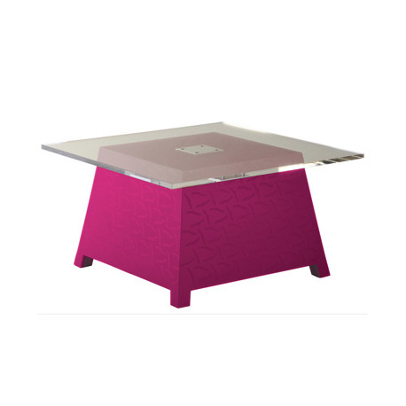 Table basse Raffy, Qui est Paul ? fuchsia