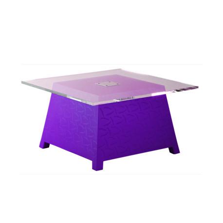 Table basse Raffy, Qui est Paul ? violet