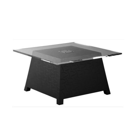 Table basse raffy qui est paul gris anthracite cerise - Table basse gris anthracite ...