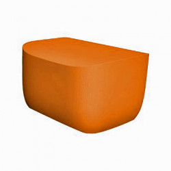 Pouf Translation, Qui est Paul ? orange