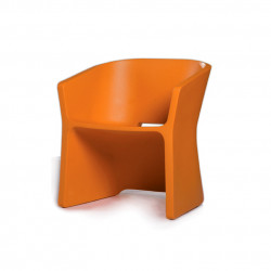 Fauteuil Sliced chair, Qui est Paul ? orange