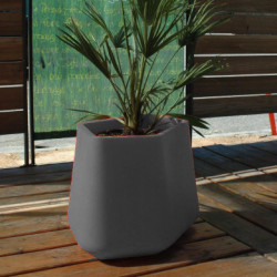 Pot Rock Garden Medium, Qui est Paul ? gris