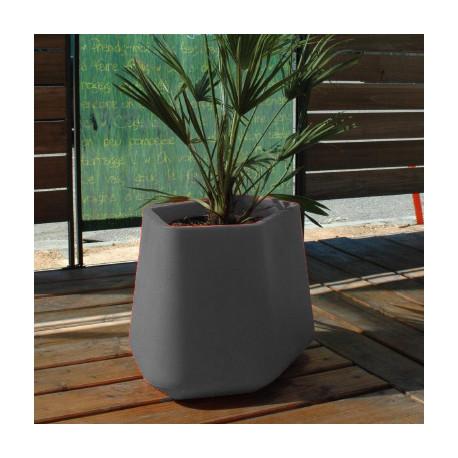 Pot Rock Garden Medium, Qui est Paul ? gris