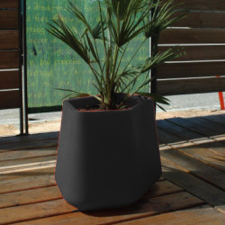 Pot Rock Garden Medium, Qui est Paul ? gris anthracite