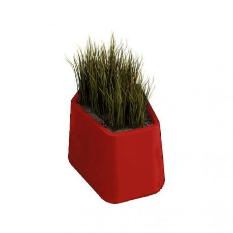 Pot Rock Garden Small, Qui est Paul ? rouge