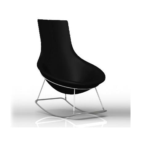 Rocking Chair Tom Yam, Qui est Paul? noir