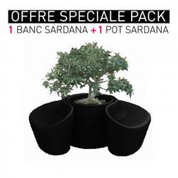 Offre pack Sardana, Qui Est Paul ? noir