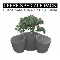 Offre pack Sardana, Qui Est Paul ? gris