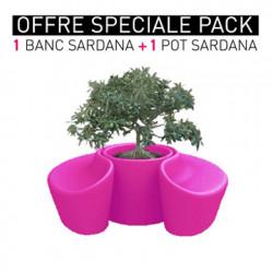 Offre pack Sardana, Qui Est Paul ? fuchsia