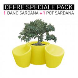 Offre pack Sardana, Qui Est Paul ? jaune