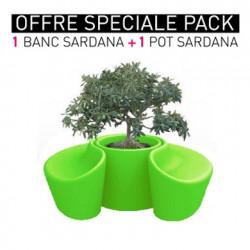 Offre pack Sardana, Qui Est Paul ? vert