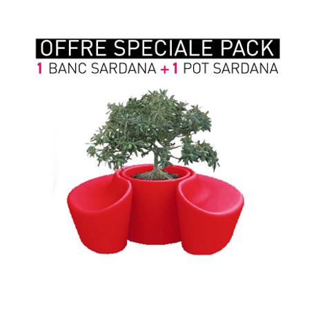 Offre pack Sardana, Qui Est Paul ? rouge