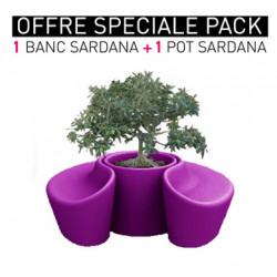 Offre pack Sardana, Qui Est Paul ? violet