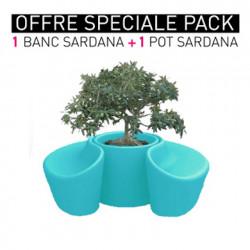 Offre pack Sardana, Qui Est Paul ? turquoise