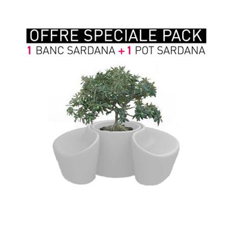 Offre pack Sardana, Qui Est Paul ? blanc