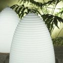 Lampe Honey, Slide Design blanc