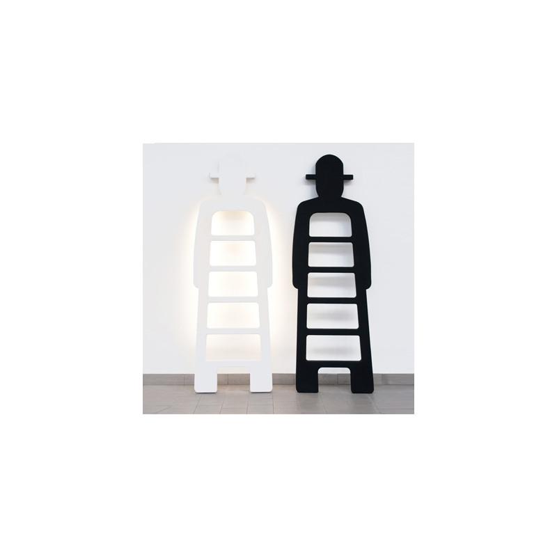 s che serviettes lumineux mr gio light slide design blanc. Black Bedroom Furniture Sets. Home Design Ideas