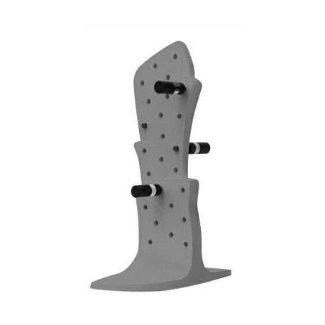 Porte bouteille Malbec, Slide Design gris