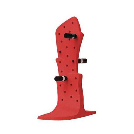 Porte bouteille Malbec, Slide Design rouge