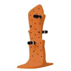 Porte bouteille Malbec, Slide Design orange