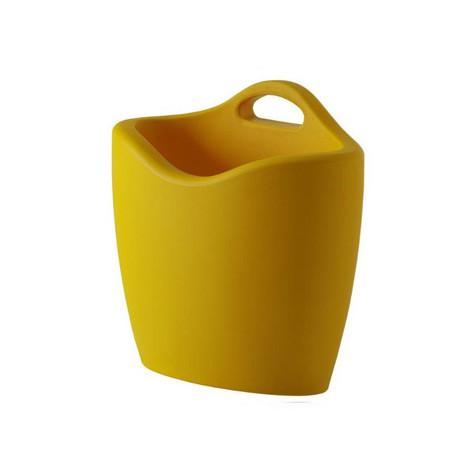 Mag, porte revue design, Slide Design jaune