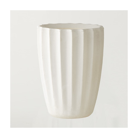 Grand Pot Star, Slide Design blanc